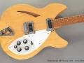 Rickenbacker 330 Natural 1974 top