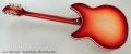 Rickenbacker 360-12C63, 2014 Full Rear View