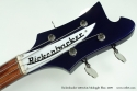 Rickenbacker 4001c64s Midnight Blue 2009 head front