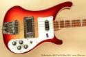 Rickenbacker 4003 Bass FireGlo 2010  top