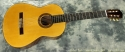 Robert Ruck Classical Guitar 1969 full front view