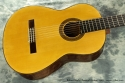 Robert Ruck Classical Guitar 1969 top