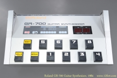 Roland GR-700 Guitar Synthesizer, 1984 Full Front View