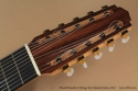 Edward Rusnak 10-String Alto Classical Guitar, 2012 head front view