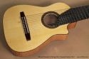 Edward Rusnak 10-String Alto Classical Guitar, 2012 top