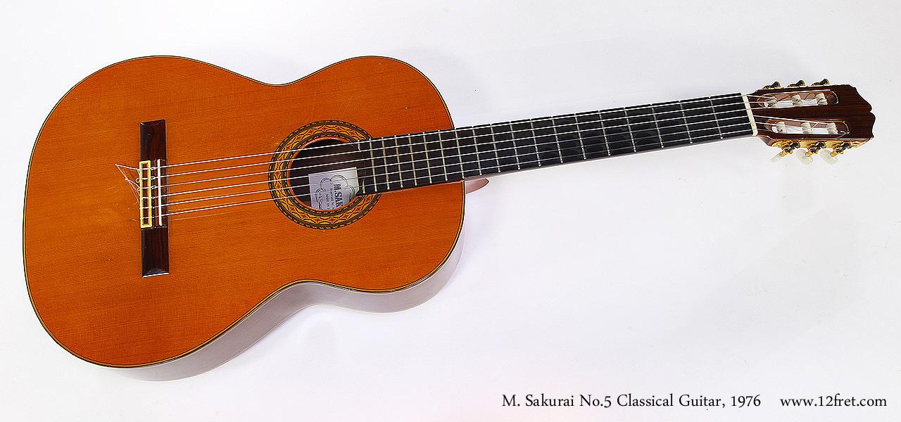 sakurai-classical-n05-cedar-indian-1976-cons-full-front