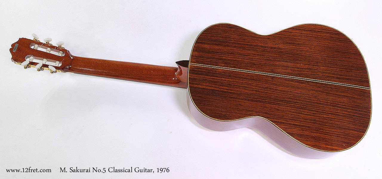 sakurai-classical-n05-cedar-indian-1976-cons-full-rear