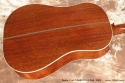 Santa Cruz Model D 12 Fret 2002 back