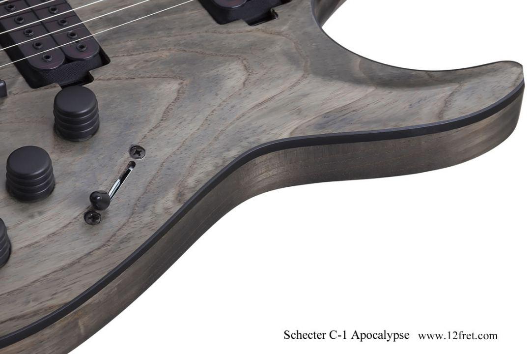 SchecterC-1Apocalypse-5-TheTwelfthFret