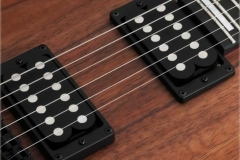 Schecter C-1 Koa Electric Guitar - Pick Ups