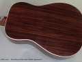 Scheerhorn Rob Ickes Model Squareneck Resophonic Guitar back