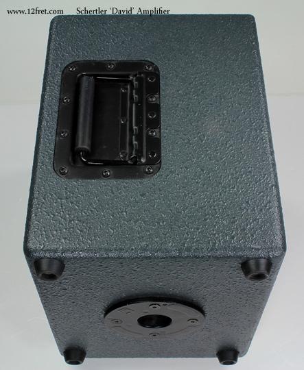 Schertler David Amplifiers base and handle