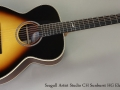Seagull Artist Studio CH Sunburst HG Element Full Front View