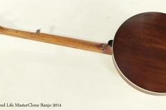 Second Life MasterClone Banjo 2014  Full Rear View