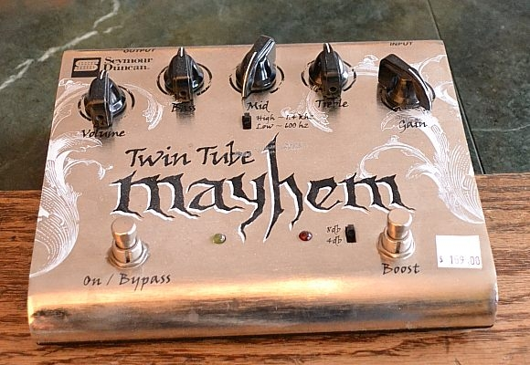 Seymour-Duncan-Twin-Tube-Mayhem-Sale