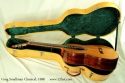 Smallman Classical 1998  case open bass side view