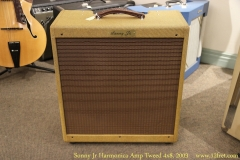 Sonny Jr Harmonica Amp Tweed 4x8, 2003 Full Front View