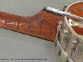 S.S. Stewart Special Thoroughbred Banjo 1895 heel