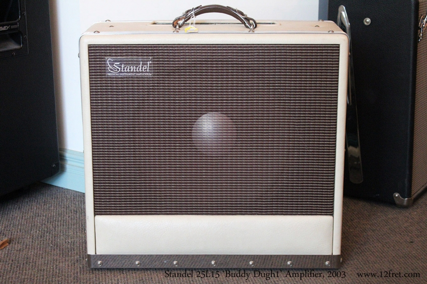 Standel 25L15 'Buddy Dughi' Amplifier, 2003 Full Front View