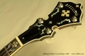 Stelling Golden Cross Banjo 2007 head front view