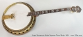 Super Paramount Artists Supreme Tenor Banjo, 1930 Full Front View