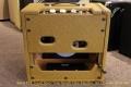 Swart STR Tweed Space Tone Reverb Tube Amplfier, 2011 Full Rear View