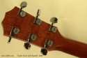 Taylor 312ce Left Handed, 2005 head rear view