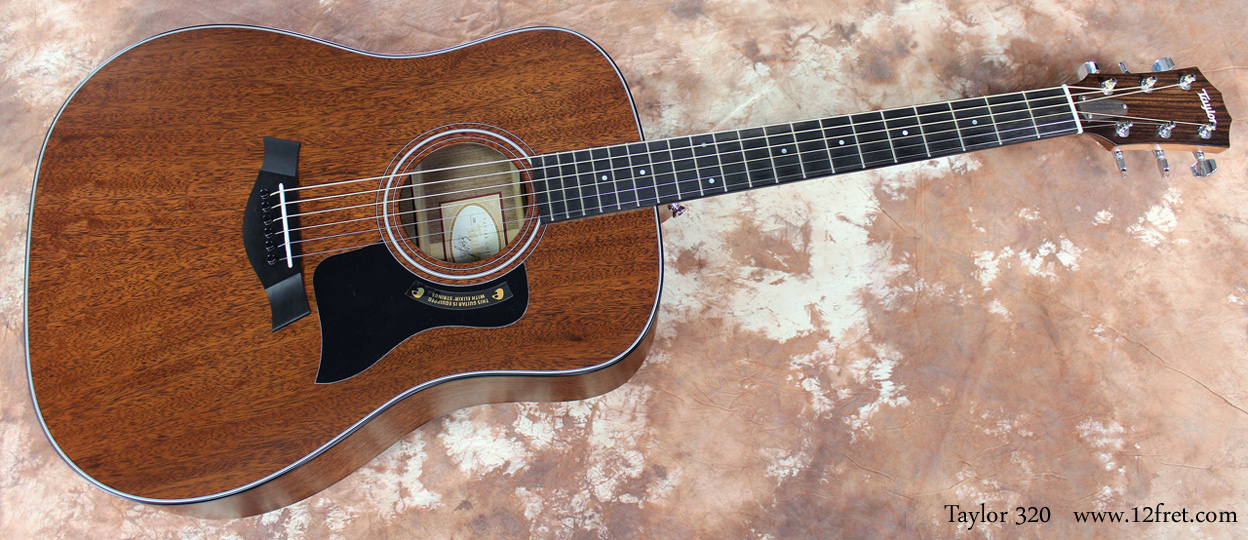 Taylor 320 full front view