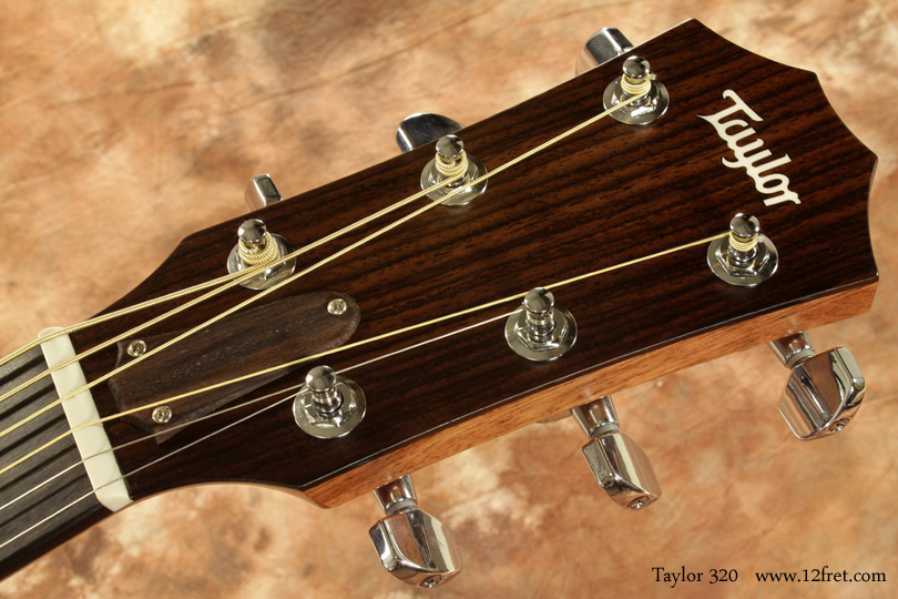 Taylor 320 head front