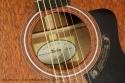 Taylor 320e Baritone SLTD guitar label