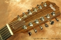 Taylor 355ce 12-string Acoustic 2002 head front