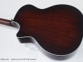 Taylor 514ce FLTD Fall Limited back