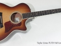 Taylor 514ce FLTD Fall Limited full front view