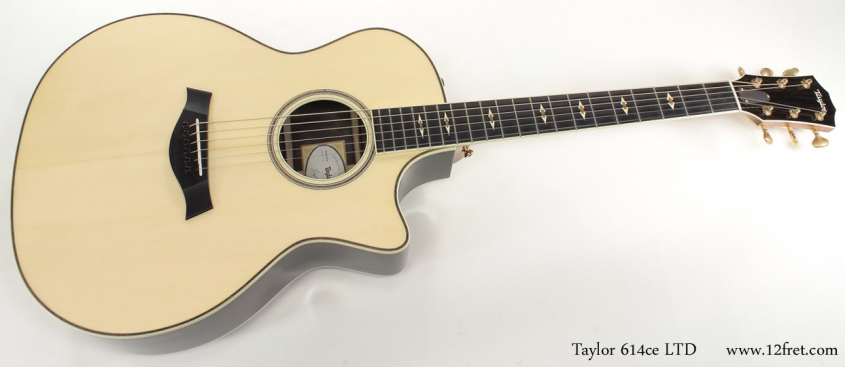 Taylor 614ce LTD full front view