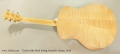 Taylor 616e Steel String Acoustic Guitar, 2014 Full Rear View
