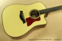 Taylor 710 ce-L9 Short Scale Dreadnought, 2004 top