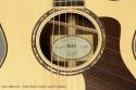Taylor 812ce Grand Concert Cutaway rosette