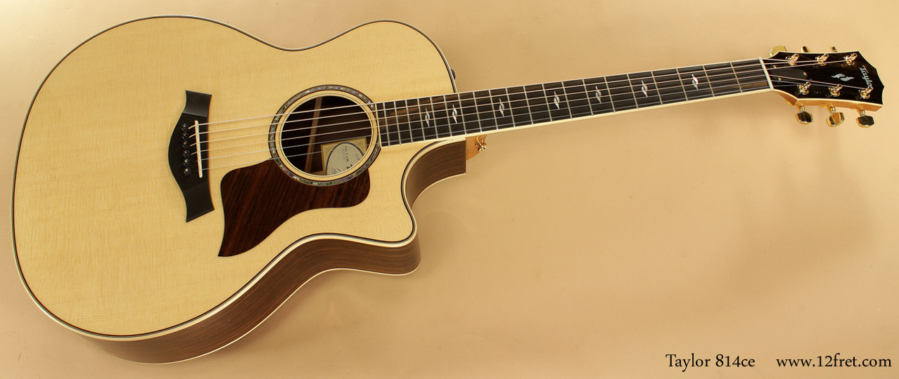 Taylor Guitars 814ce |...