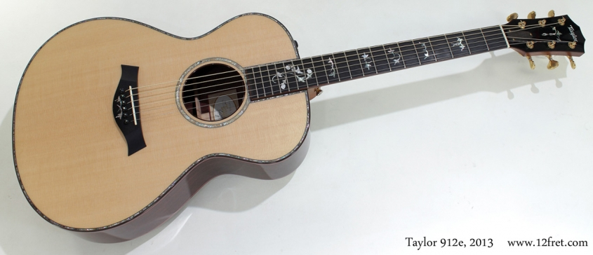 Taylor 912e 2013 full front view
