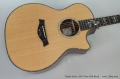 Taylor 914ce, 2012 New Old Stock Top