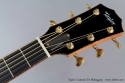 Taylor Custom GA Mahogany head front view