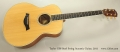 Taylor GS8 Steel String Acoustic Guitar, 2011 Full Front View