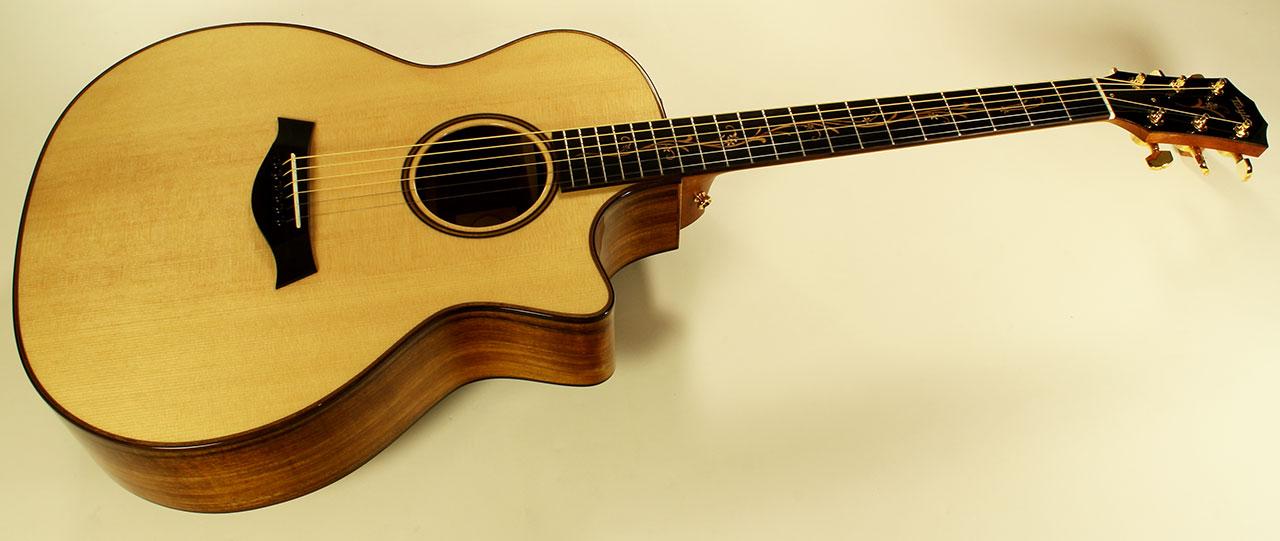 taylor acoustic guitars for sale new used vintage. Black Bedroom Furniture Sets. Home Design Ideas