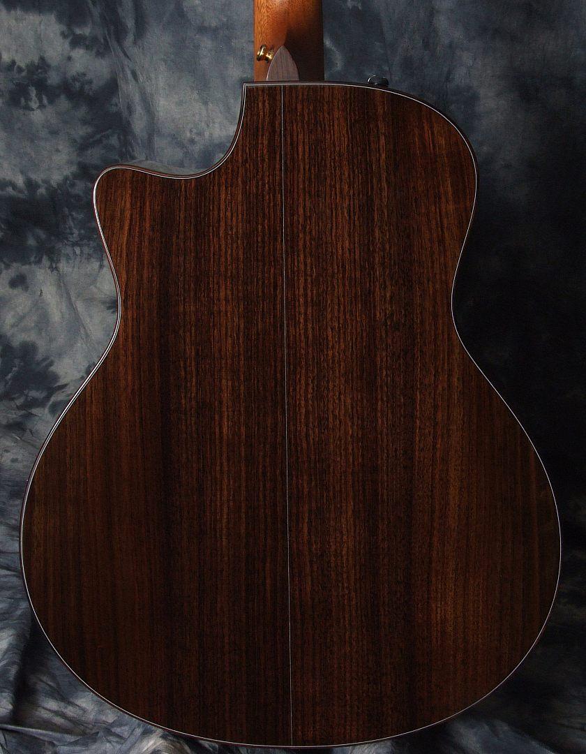Taylor 8 String Baritone Guitar Back