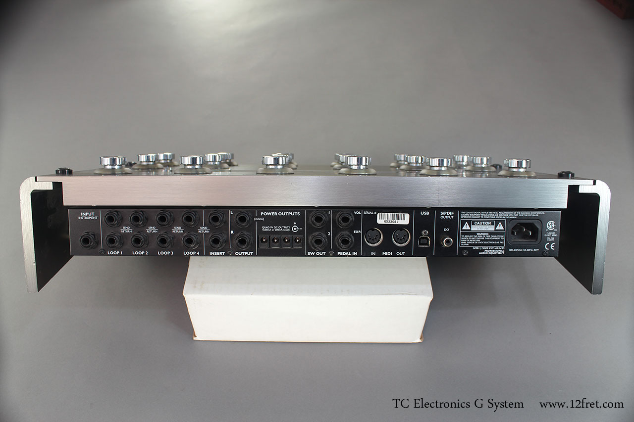 Tc Electronic G System Reduced Www 12fret Com