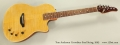 Tom Anderson Crowdster Steel String, 2005 Full Front View