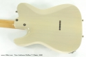 Tom Anderson Hollow T Classic 2008 back