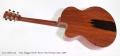 Tony Duggan-Smith 'Raven' Steel String Guitar, 2009 Full Rear View