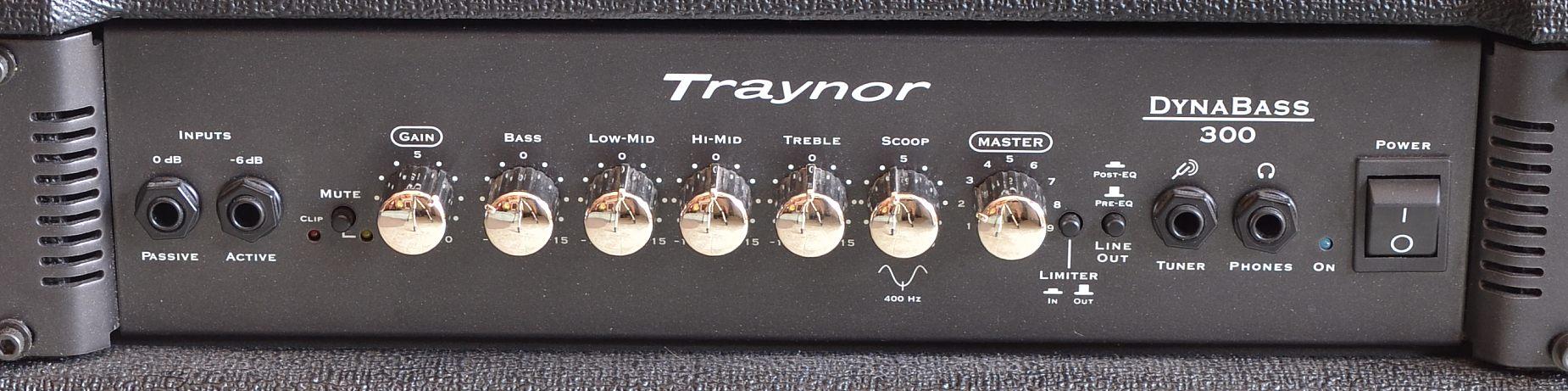 Traynor_DB300_2009(C)_panel