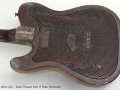 James Trussart Rust O Matic Steelcaster back